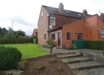 Thumbnail 3 bedroom cottage to rent in High Park, Darfoulds, Worksop