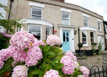 Thumbnail 4 bedroom terraced house for sale in Pople Street, Wymondham