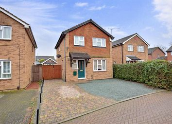 Thumbnail 4 bedroom detached house for sale in Diligent Drive, Kemsley, Sittingbourne, Kent