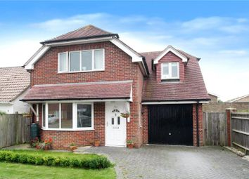 Thumbnail 3 bed detached house to rent in Shaftesbury Road, Rustington, Littlehampton