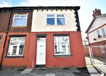 Thumbnail 3 bedroom end terrace house for sale in Beresford Street, Blackpool, Lancashire