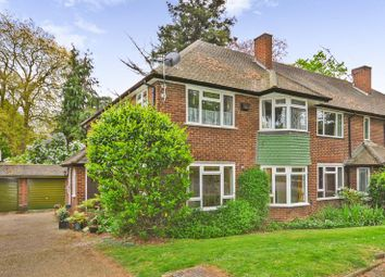 Thumbnail 2 bed maisonette for sale in Haversham Close, Twickenham