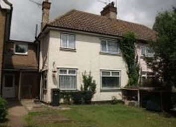 Thumbnail 1 bed flat to rent in High Street, Aveley, South Ockendon