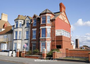 Thumbnail 3 bed flat for sale in Marine Drive, Rhyl