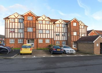 Thumbnail 2 bed flat for sale in Lorne Gardens, Knaphill, Woking