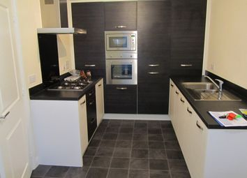 Thumbnail 3 bed semi-detached house to rent in Bartley Wilson Way, Cardiff