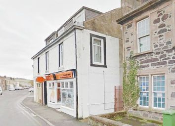 Thumbnail 1 bed flat for sale in 38, Boyd Street, Largs, First Floor Right, Largs KA308Le