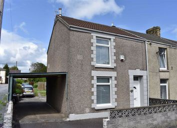Thumbnail 3 bed end terrace house for sale in Carmarthen Road, Gendros, Swansea