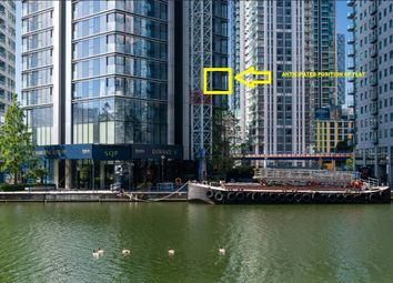 1 bed flat for sale in Valliant Tower, South Quay Plaza, Canary Wharf E14