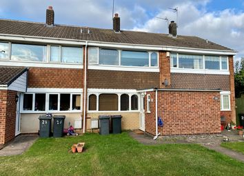 Thumbnail 3 bed terraced house for sale in Sunningdale Close, Whitestone, Nuneaton