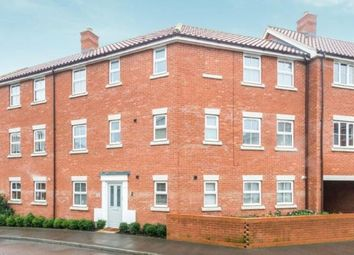 Thumbnail 4 bed terraced house for sale in Wymondham, Norwich, Norfolk
