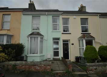 Thumbnail 6 bed terraced house to rent in Clifton Crescent, Falmouth