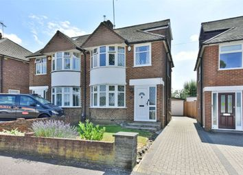 Thumbnail 4 bed semi-detached house for sale in Mutton Lane, Potters Bar, Hertfordshire