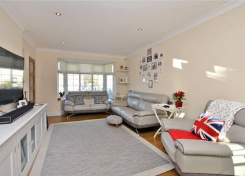 Thumbnail 4 bed semi-detached house for sale in Stroudes Close, Worcester Park