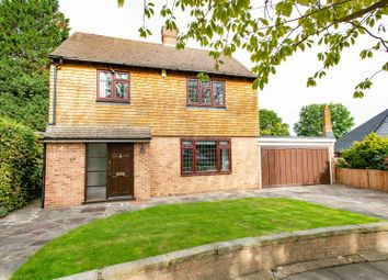 Thumbnail 3 bed detached house for sale in Oakley Drive, Bromley