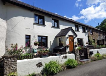 Thumbnail 4 bed cottage for sale in Broadwoodkelly, Winkleigh