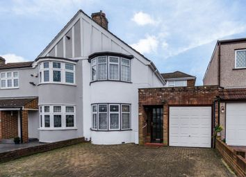 Thumbnail 3 bed semi-detached house for sale in Gloucester Avenue, Sidcup