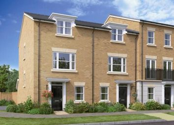 Thumbnail 4 bed end terrace house for sale in Oaklands, Parsonage Road, Horsham, West Sussex