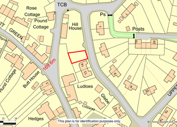 Thumbnail Land for sale in Land Adjacent To 14 Pullens Road, Painswick, Stroud, Gloucestershire