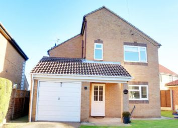 Thumbnail 4 bed detached house for sale in Estfeld Close, Tickhill, Doncaster