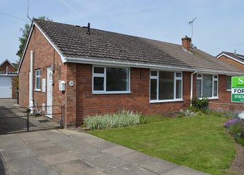 Thumbnail 2 bed bungalow for sale in Farcroft Drive, Market Drayton