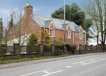 Thumbnail 4 bed detached house for sale in High Road, Moulton, Spalding, Lincolnshire