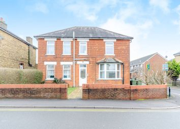 Thumbnail 1 bed flat for sale in Manor Road, Stoughton