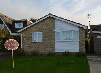 Thumbnail 3 bedroom detached bungalow for sale in Burmans Way, Cogenhoe, Northampton