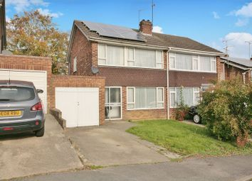 Thumbnail 3 bed semi-detached house for sale in Morris Drive, Banbury