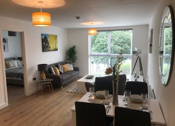 Thumbnail 1 bed flat for sale in Edward Street, Birmingham