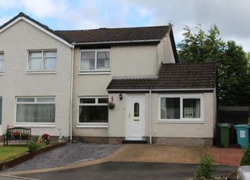 Thumbnail 3 bed semi-detached house for sale in Craigelvan Grove, Cumbernauld, Glasgow, North Lanarkshire