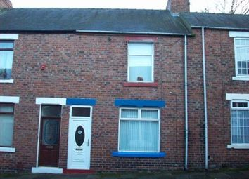 Thumbnail 2 bed property to rent in Thomas Street, Shildon, Durham