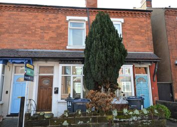 Thumbnail 2 bedroom terraced house for sale in Addison Road, Kings Heath, Birmingham