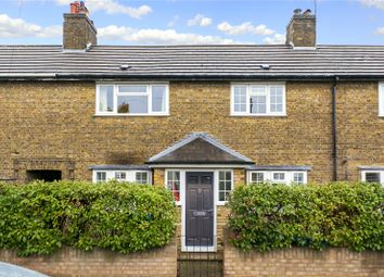 Thumbnail 3 bed terraced house for sale in Gainsborough Road, Kew, Surrey