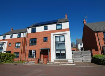 Thumbnail 5 bed detached house for sale in Learmouth Way, Newcastle Upon Tyne