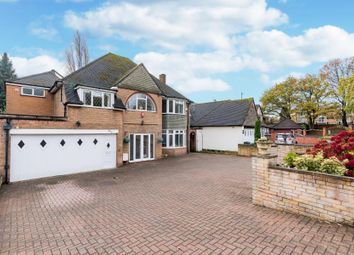 Thumbnail 6 bed detached house for sale in Monmouth Drive, Sutton Coldfield