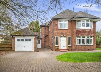 Thumbnail 4 bedroom detached house for sale in Middle Drive, Ponteland, Newcastle Upon Tyne, Northumberland