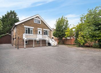 Thumbnail 5 bed detached house for sale in Chertsey Lane, Staines