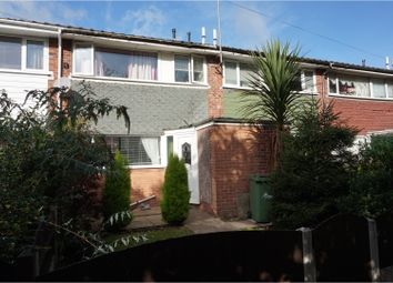Thumbnail 3 bed terraced house for sale in Catkin Walk, Rugeley