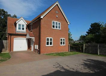 Thumbnail 4 bed detached house for sale in Sewell Wontner Close, Grange Farm, Kesgrave, Ipswich