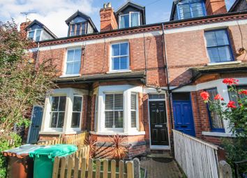 Thumbnail 3 bed terraced house for sale in Wesley Grove, Carrington, Nottingham