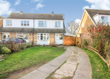 3 bed semi-detached house for sale in Balk Close, Leven, Beverley HU17