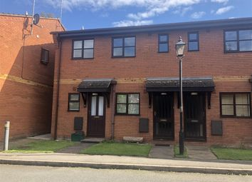 Thumbnail 2 bed flat for sale in Izaak Walton Street, Stafford