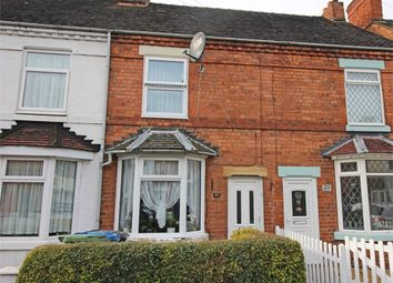 Thumbnail 3 bedroom terraced house to rent in Park Street, Tamworth, Staffordshire