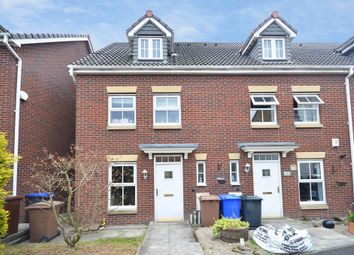 Thumbnail 3 bedroom town house for sale in Chillington Way, Norton, Stoke-On-Trent