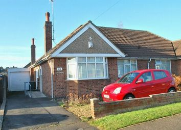 Thumbnail 2 bed semi-detached bungalow for sale in Orchard Way, Duston, Northampton