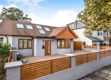 Thumbnail 4 bed semi-detached bungalow for sale in Ellerman Avenue, Twickenham