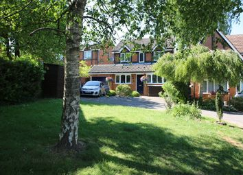 Thumbnail 3 bed detached house for sale in Tawny Grove, Four Marks, Alton