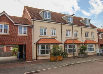 Thumbnail 4 bed town house for sale in William Brown Square, Chesterfield