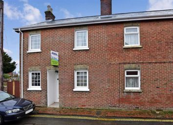 Thumbnail 2 bed semi-detached house for sale in Bedford Row, Newport, Isle Of Wight